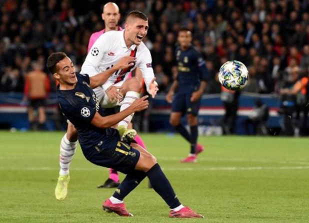 Belgen in het buitenland - PSG (met scorende Meunier) is enkele maatjes te groot voor Real, De Bruyne wint met City