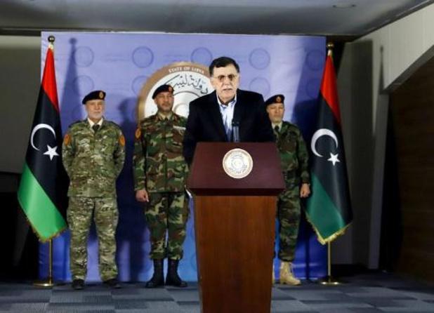 Le chef du gouvernement d'union nationale libyen refuse de négocier avec Haftar