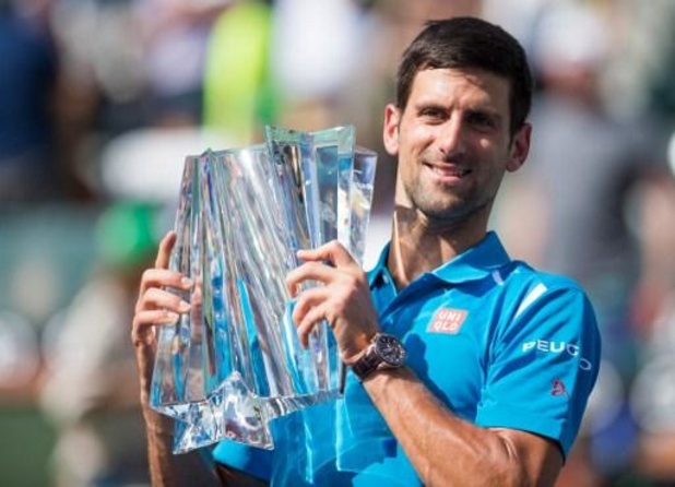 ATP Indian Wells - Novak Djokovic déclare forfait à Indian Wells