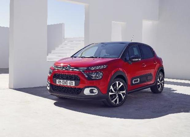 Meer personaliseringsmogelijkheden bij de Citroën C3