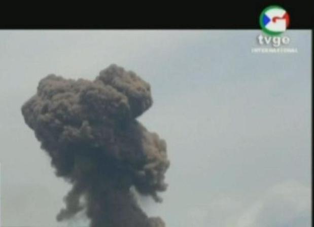 Explosions dans un camp militaire de Guinée équatoriale: 98 morts, 615 blessés