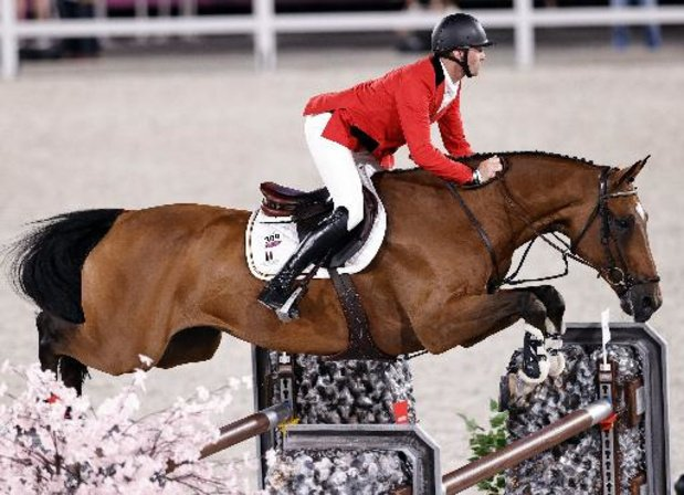 CHIO Aken - Olympisch paard Niels Bruynseels durft niet meer te springen