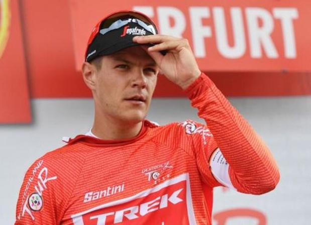 """GP van Québec - Jasper Stuyven ontgoocheld met vijfde stek: """"Benen voor podium"""""""