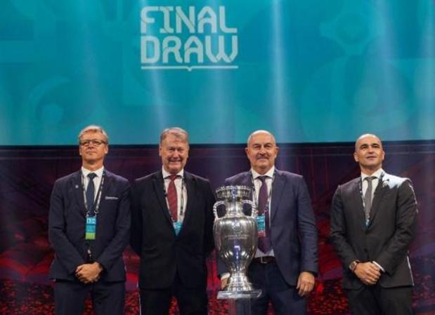 """Loting EK 2020 - Finse bondscoach kijkt uit naar duel met België: """"Fantastische ervaring voor ons"""""""