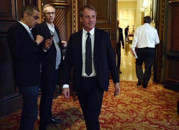 Moreau regrette l'impossibilité de dialoguer avec le gouvernement wallon