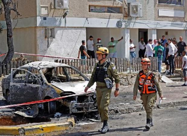 Deux Israéliennes tuées dans des tirs de roquettes depuis Gaza