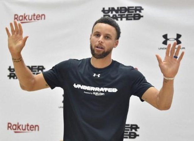 Malgré le retour de Curry, Golden State s'incline face à Toronto