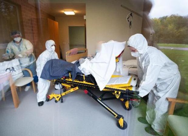 Kamer keurt verplichte transfer van coronapatiënten tussen ziekenhuizen goed