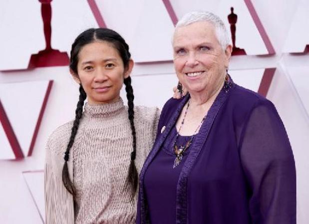 Oscars - Genomineerden komen aan op de rode loper