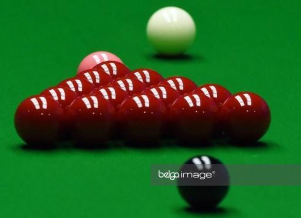 Ben Mertens krijgt uitnodiging voor WK snooker