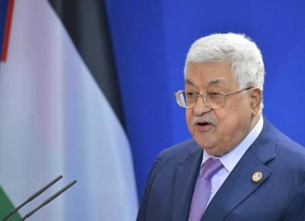 Parlementsverkiezingen Israël - Palestijnse president verzet zich tegen nieuwe regering-Netanyahu