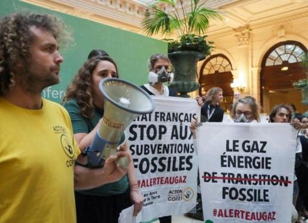 Le Parlement se positionne sur le Fonds pour une transition juste, y incluant le gaz