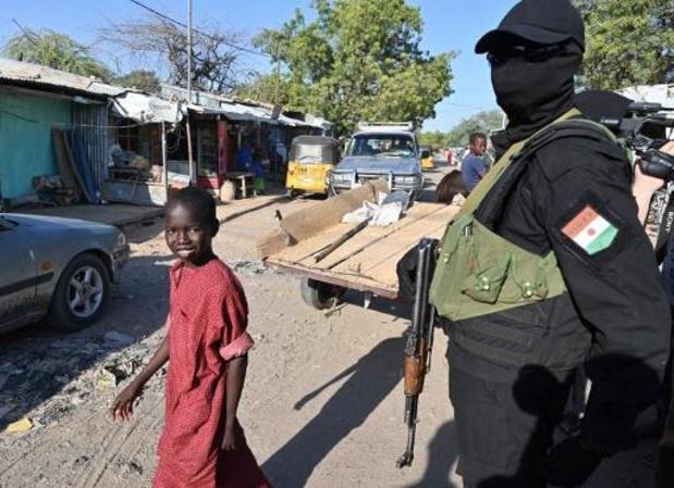 Meer dan 160 doden bij confrontaties met terroristen in Niger