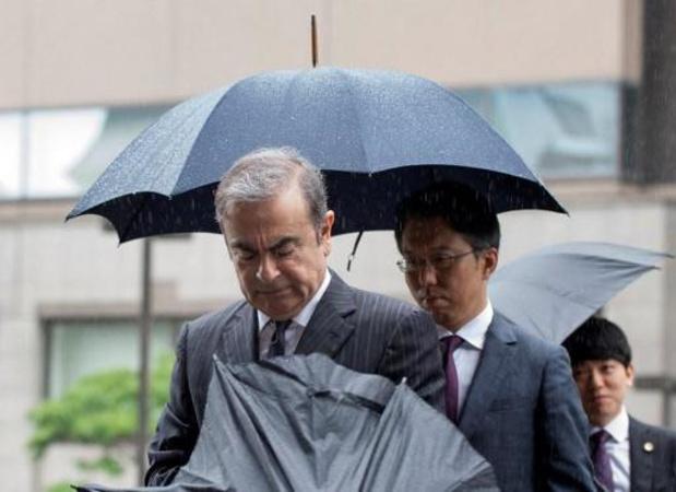 JURIDISCHE PROBLEMEN CARLOS GHOSN - Carlos Ghosn om Japans rechtssysteem gevlucht naar Libanon