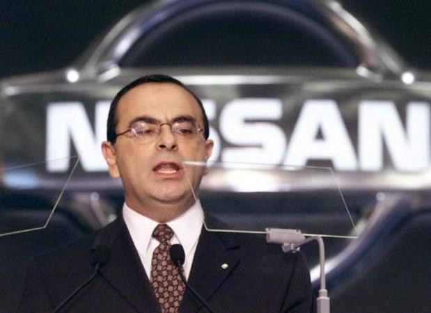 Carlos Ghosn condamné à rembourser près de 5 millions d'euros à Nissan et Mitsubishi