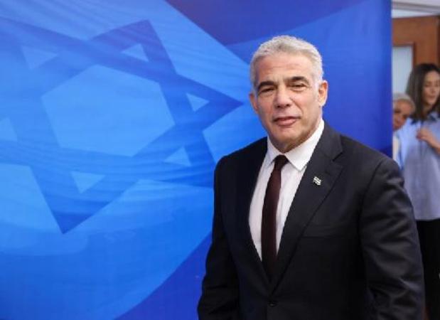 Le chef de la diplomatie israélienne arrive aux Emirats, une première