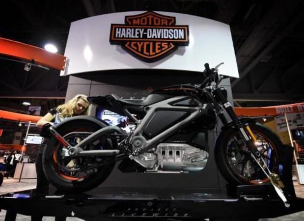 Harley-Davidson suspend la production de sa moto électrique