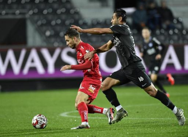 Jupiler Pro League - Eupen s'impose face à Ostende (1-0), est 12e à trois points d'Anderlecht 12e