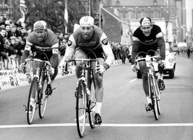 L'ancien cycliste professionnel Michel Van Aerde est décédé à 86 ans