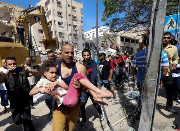 Conflit israélo-palestinien - Gaza : des dizaines de blessés évacués vers l'Égypte pour y être soignés