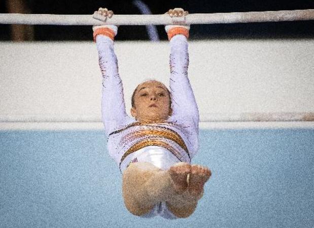 Flanders International Team Challenge - Nina Derwael verovert goud aan brug