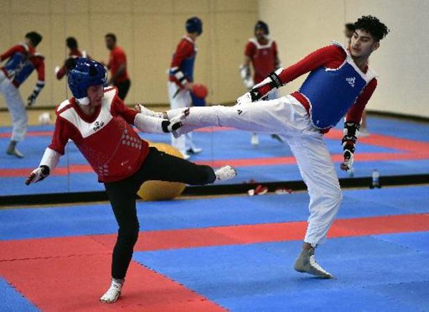 Raheleh Asemani éliminée en quarts de finale