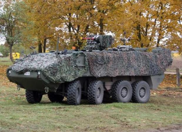 L'armement de certains blindés belges serait inadapté