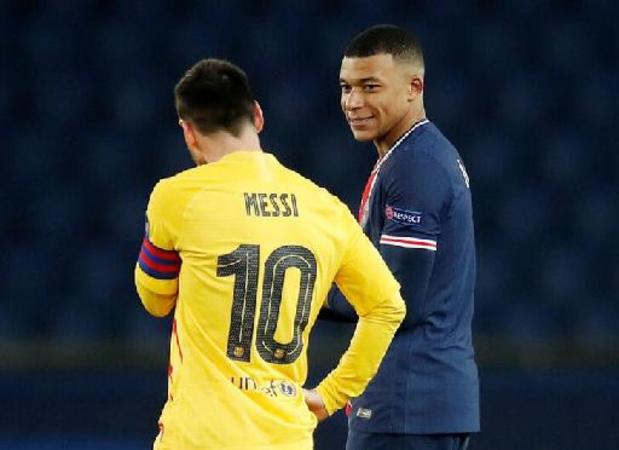 """""""Welcome to Paris, Léo"""", Mbappé souhaite la bienvenue à Messi"""