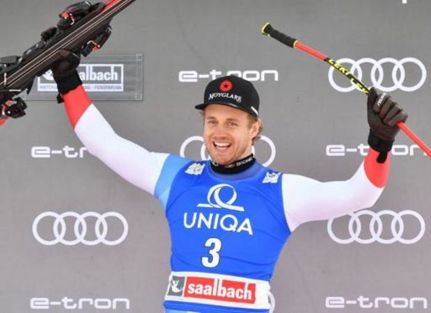 WB alpijnse ski - Super-G van Kvitfjell is afgelast, Mauro Caviezel wint kristallen bol