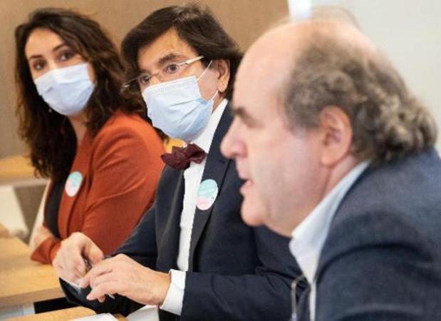 La Wallonie a défini les futurs lieux de vaccination