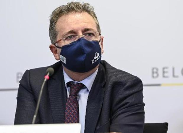 R. Vervoort absent du comité de concertation pour subir des examens médicaux