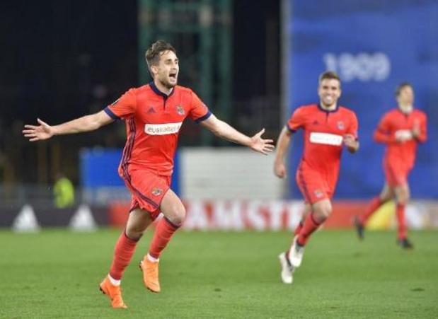 Belgen in het buitenland - Januzaj en Sociedad winnen derby bij Eibar achter gesloten deuren