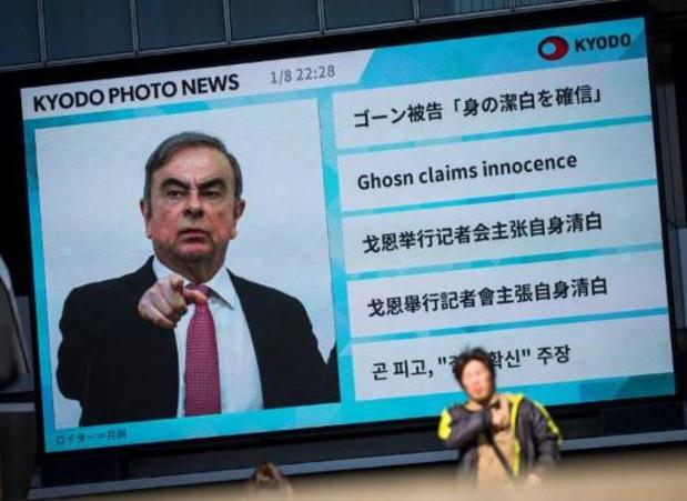 Japanse advocaten Ghosn stappen op