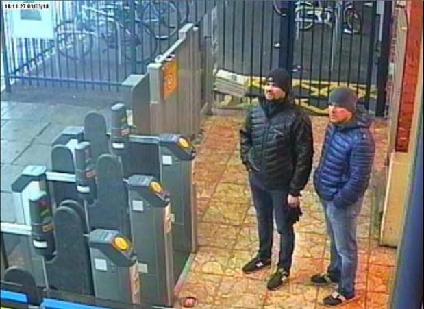 """""""Vijftien Russische spionnen hebben via Frankrijk operaties uitgevoerd in heel Europa"""""""