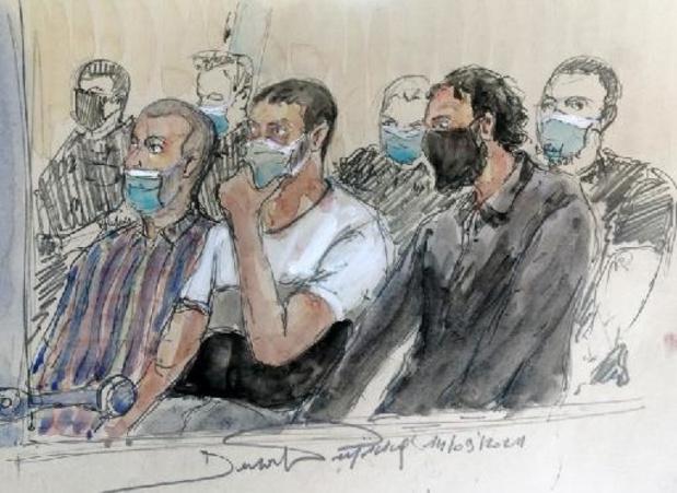 """Salah Abdeslam lors du procès des attentats du 13 novembre : """"On a attaqué la France, visé des civils, mais il n'y avait rien de personnel"""""""