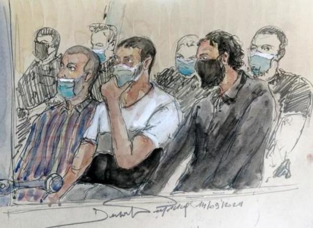 """Salah Abdeslam: """"Hollande wist welke risico's hij nam"""""""
