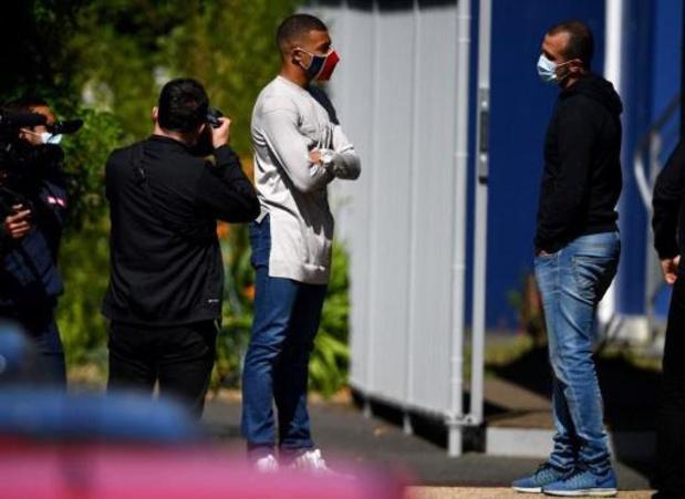 """Trois joueurs du PSG ont eu le Covid-19 et """"ne sont plus contagieux"""""""