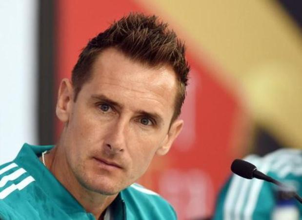 Bundesliga - Miroslav Klose courtisé par Hansi Flick pour intégrer le staff technique du Bayern Munich