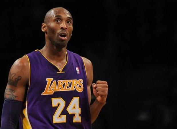 NBA - Basketlegendes Kobe Bryant, Tim Duncan en Kevin Garnett krijgen plaats in Hall of Fame