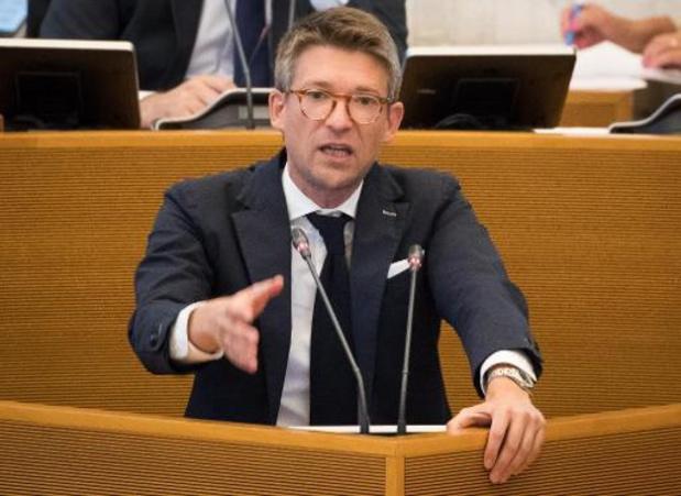 Waals regeerakkoord - Regionalist Pierre-Yves Dermagne wordt terug minister