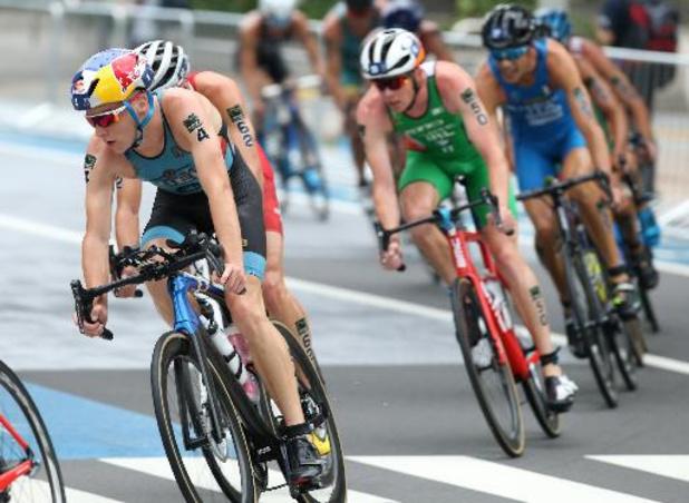 JO 2020 - Marten Van Riel seul dans le triathlon lundi, les Red Lions à l'épreuve de l'Allemagne