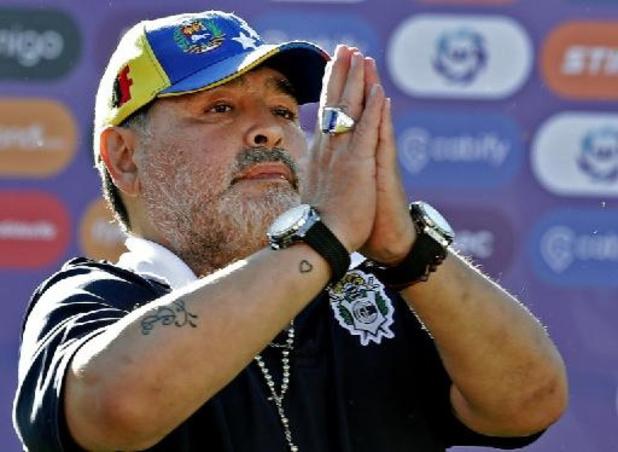 Maradona overleden - Aanklagers ondervragen laatste verpleger van Maradona