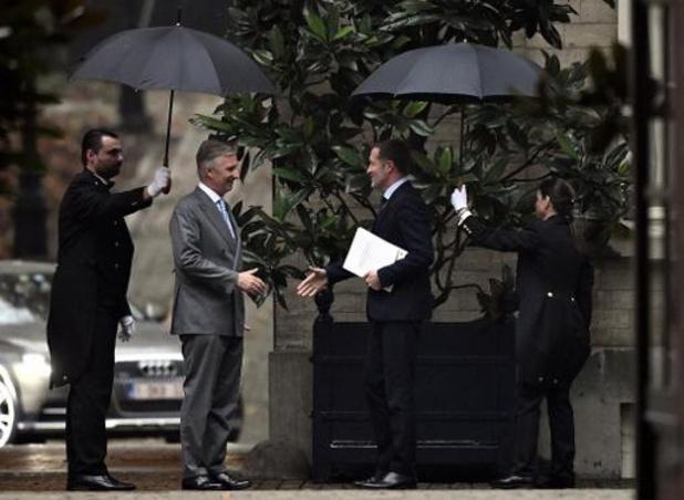 L'informateur Paul Magnette prolongé dans sa fonction jusqu'au 25 novembre