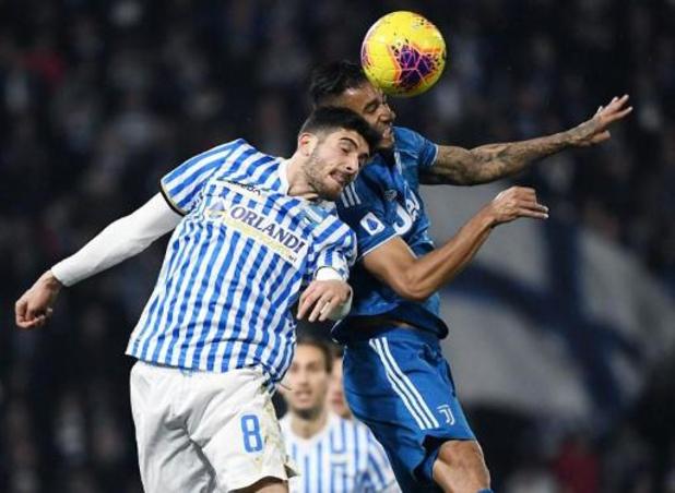Serie A - La SPAL première équipe reléguée