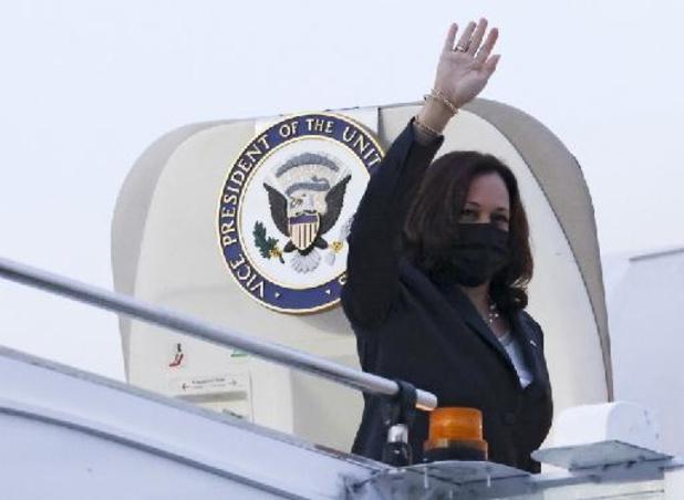 Forse vertraging VS-vicepresident Kamala Harris door incident in Hanoi
