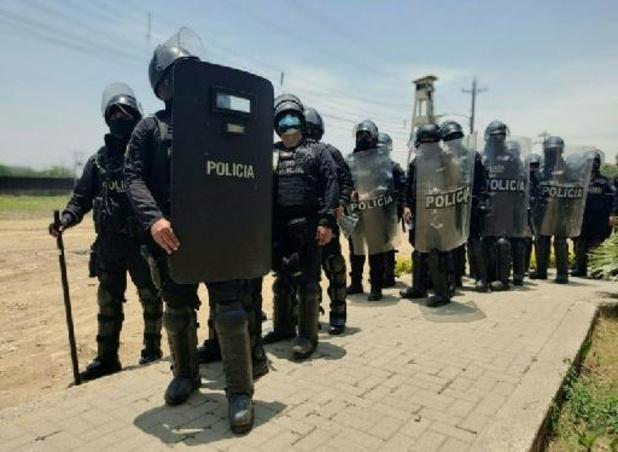 Au moins 118 détenus tués dans une prison équatorienne