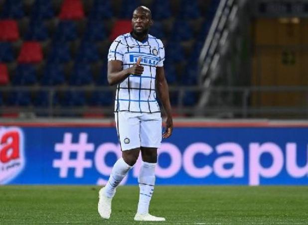Les Belges à l'étranger - Romelu Lukaku manque son 20e but en Serie A avec l'Inter qui gagne et augmente son avance