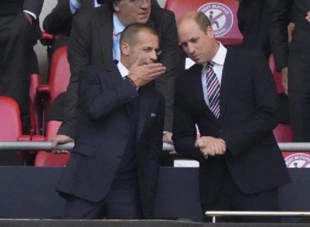 """UEFA-voorzitter Ceferin haalt EK-format onderuit: """"Denk niet dat we dit nog zullen doen"""""""