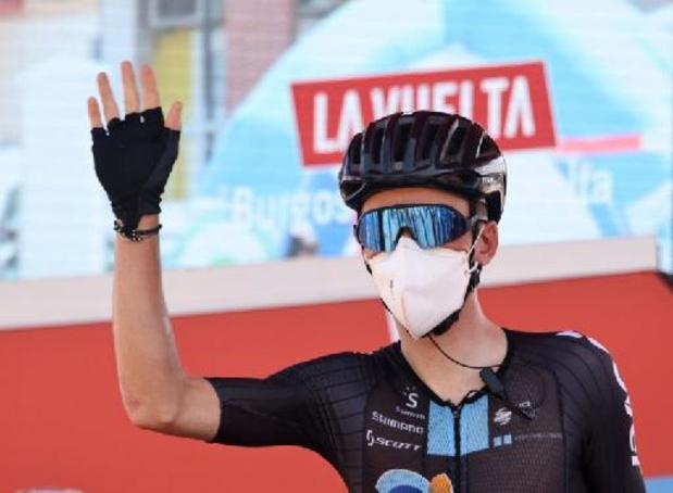 Romain Bardet wint veertiende etappe in Vuelta