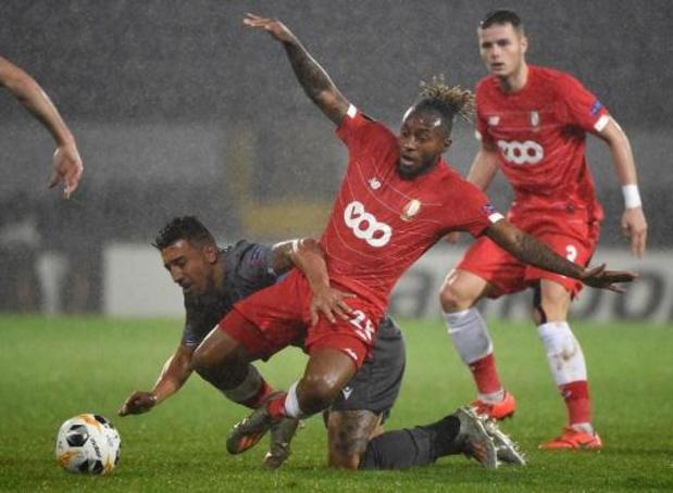 Europa League - Accroché à Guimaraes, le Standard cède la deuxième place du groupe F à Francfort